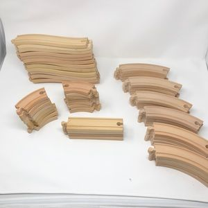 Thomas Brio Train wooden track 56 piece lot